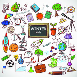 WINTER LABS – Kids