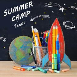 SUMMER CAMPUS – Teens